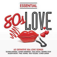 Cover of the track Essential - 80s Love