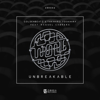 Couverture du titre Unbreakable (feat. Raquel Cabrera) - Single