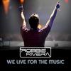 Couverture de l'album We Live for the Music (feat. Jerique Allan)