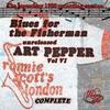 Cover of the album Unreleased Art Pepper, Vol VI: Blues for the Fisherman