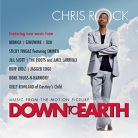 Cover of the track Down to Earth (Music from the Motion Picture)