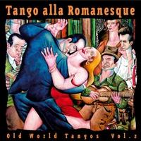 Couverture du titre Tango Alla Romanesque