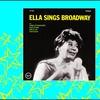 Couverture de l'album Ella Sings Broadway