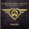 Couverture du titre Scream and shout