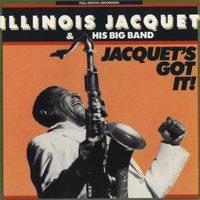 Cover of the track Jacquet's Got It!