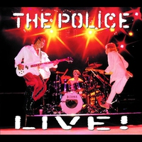 Couverture du titre The Police - Live! (Remastered)