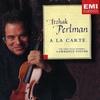 Couverture du titre Legende op 17 / Pour violon et orchestre