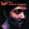 Couverture de l'album Truckin' With Albert Collins
