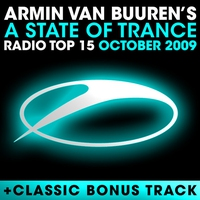 Couverture du titre A State of Trance Radio Top 15 (October 2009) [Bonus Track Version]