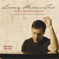 Couverture du titre Peace for Beethoven: A Jazz of Beethoven Companion