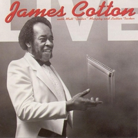 Cover of the track James Cotton Live At Antone's Nightclub