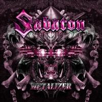 Couverture du titre Metalizer