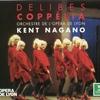 Cover of the track Coppélia (La fille aux yeux d'émail) : Musique des automates (Acte II)