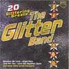Cover of the album The Glitter Band: 20 Glittering Greats