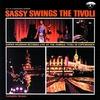 Cover of the album Sassy Swings the Tivoli (Live)