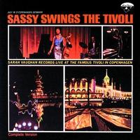 Cover of the track Sassy Swings the Tivoli (Live)