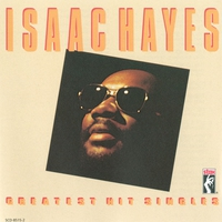 Cover of the track Isaac Hayes: Greatest Hits Singles (Remastered)