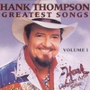 Cover of the album Legendary Artist Series: Hank Thompson - Greatest Songs, Vol. One: (Re-Recorded Versions)