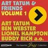 Cover of the album Art Tatum & Friends, Vol. 2