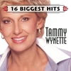 Couverture de l'album 16 Biggest Hits: Tammy Wynette