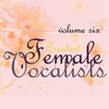 Cover of the album Greatest Female Vocalists Vol 6