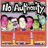 Couverture du titre No Authority