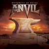 Cover of the album Monument of Metal: The Very Best of Anvil