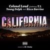 Couverture de l'album California (feat. T.I., Young Dolph & Ricco Barrino) - Single