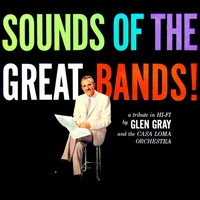 Cover of the track Sounds of the Great Bands