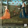 Couverture de l'album The Love Songs of Jehan de Lescurel