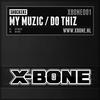 Cover of the album X-bone 001 - Single