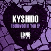 Cover of the album I Believed In You EP