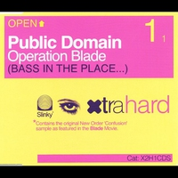 Cover of the track Operation Blade - Single