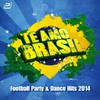 Cover of the album Te Amo Brasil (Football Party & Dance Hits 2014)