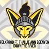 Couverture du titre Down the River (feat. Thallie Ann Seenyen)