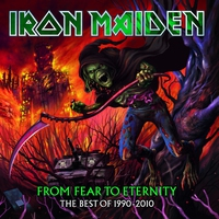 Couverture du titre From Fear to Eternity: The Best of 1990–2010