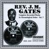 Couverture de l'album Rev. J.M. Gates Vol. 9 (1934-1941)