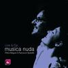 Couverture de l'album Musica nuda - Live à Fip