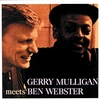 Couverture de l'album Gerry Mulligan Meets Ben Webster