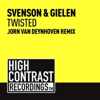 Cover of the track Twisted (Jorn van Deynhoven Remix) - Single