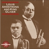 Cover of the album Louis Armstrong and King Oliver