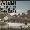 Couverture de l'album Live At Music Inn With Sonny Rollins