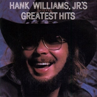 Cover of the track Hank Williams, Jr.'s Greatest Hits, Vol. 1