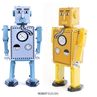 Cover of the track Robot - Eleven