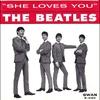 Couverture du titre She Loves You 1963
