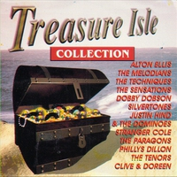 Cover of the track Treasure Isle Collection