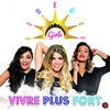 Couverture de l'album Vivre plus fort - Single