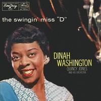 """Couverture du titre The Swingin' Miss """"D"""""""