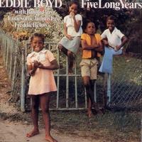 Couverture du titre Five Long Years