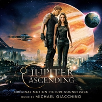 Cover of the track Jupiter Ascending: Original Motion Picture Soundtrack